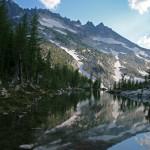 Leprechaun Lake reflections