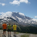 Dave, Greg, and Ed at Skyscraper Pass