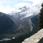 Glacier view vista, Mt. Rainier, Emmons Glacier, and the White River
